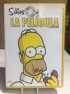 Los Simpson - La Pelicula - Dvd