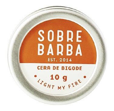 Cera De Bigode Light My Fire Sobrebarba 10g