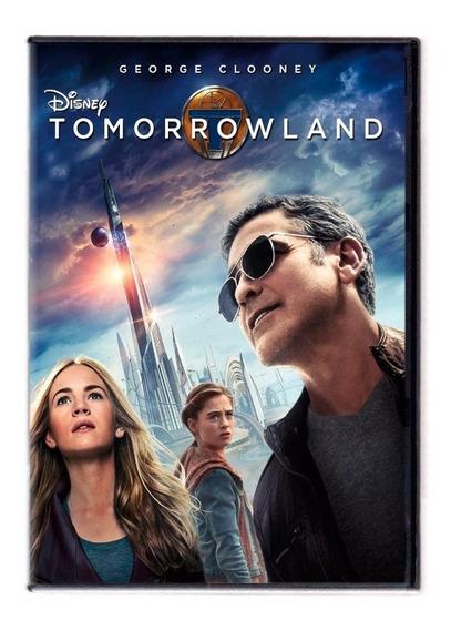 Tomorrowland 2015 George Clooney Pelicula En Dvd