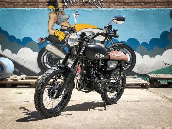 Mondial W150 Cafe Racer Pb Motos Bahia Blanca