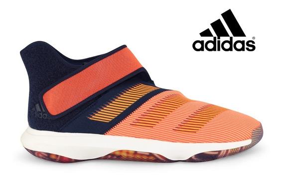 Tênis adidas James Harden Be3 Laranja/marinho Tamanho 47