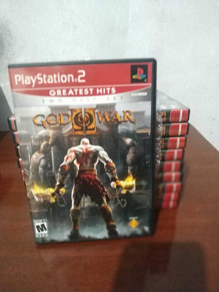 God Of War 2 Playstation 2 Original