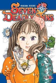 Manga - Seven Deadly Sins 05 - Xion Store