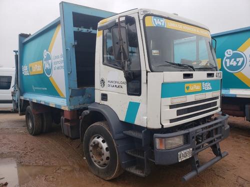 Camiones Compactadores De Residuos 160e23n 1998