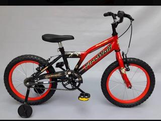 Bicicleta Firewolf Rodado 16