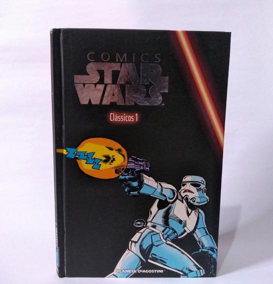 Comics Star Wars (clássicos 1) Capa Dura