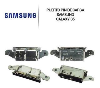 Puerto De Carga Samsung S5 Grande Nuevo Original