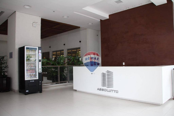 Absolutto - Sala Comercial À Venda - Sa0045