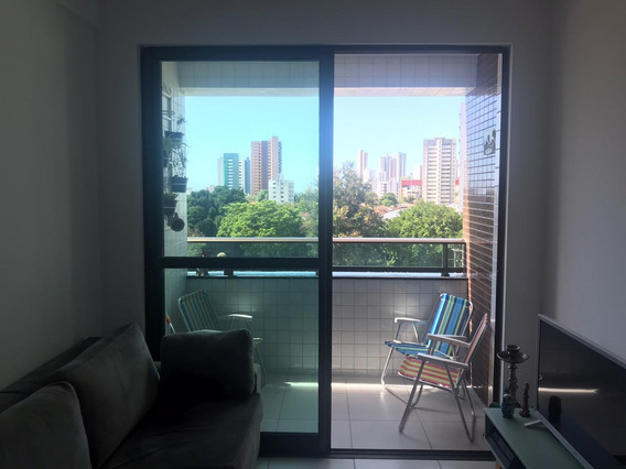 Apartamento Em Casa Amarela, Recife/pe De 54m² 1 Quartos Para Locação R$ 1.875,00/mes - Ap604927