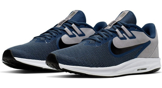 Tenis Nike Hombre Downshifter 9 Atmosphere Running Flexible