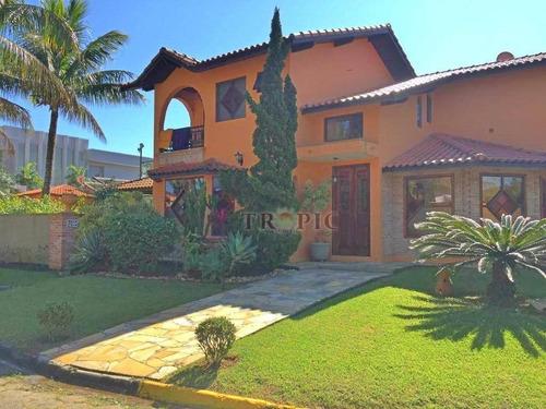 Casa Com 4 Dormitórios À Venda, 300 M² Por R$ 1.750.000,00 - Morada Da Praia - Bertioga/sp - Ca0257