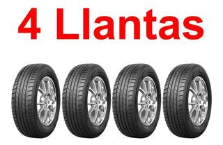 Llanta 185/60r14 Maxtrek Maximus M1 (4 Llantas)