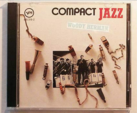 Cd Importado Woody Herman - Compact Jazz (916081)