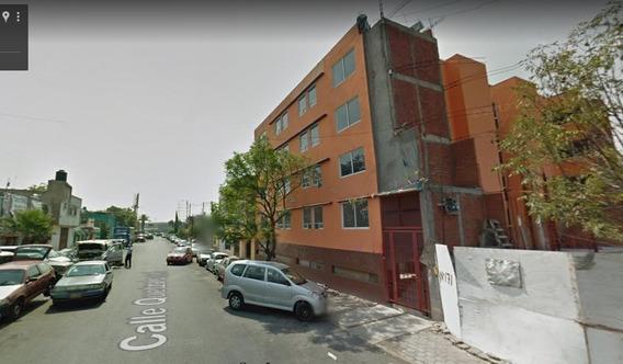 Se Vende Edificio Con 28 Deptos. Calle Quetzalcoatl, Col. Peñon De Los Baños.