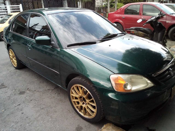 Honda Civic 2002 Excelente Estado