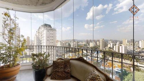 Imagem 1 de 30 de Cobertura Com 3 Dormitórios À Venda, 320 M² Por R$ 2.895.000,00 - Vila Pompeia - São Paulo/sp - Co1365