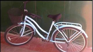 Bicicleta De Paseo - Rodado 26