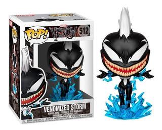 Funko Pop Marvel Venom Venomized Storm 512