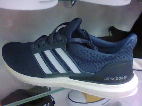 Tenis adidas Ult.boost Azul E Branco Nº38 Ao 43 Original