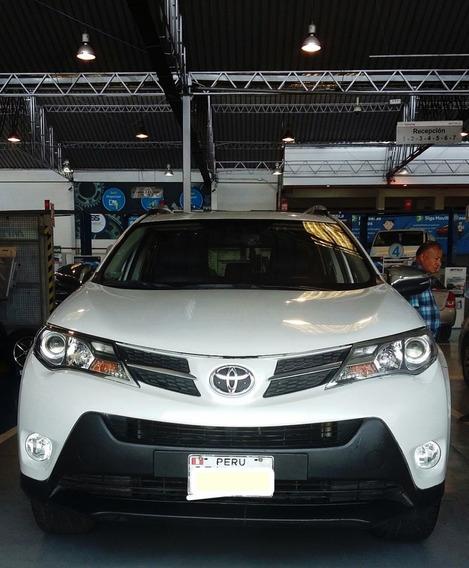 Toyota Rav4 2.0 4x2 Mt Mecanico, Blanco Perla
