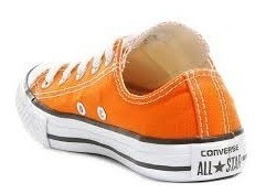 Tênis Converse All Star Ct Core Hi Laranja