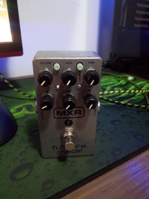Pedal Guitarra Fullbore Metal Distortion M116 Dunlop Mxr