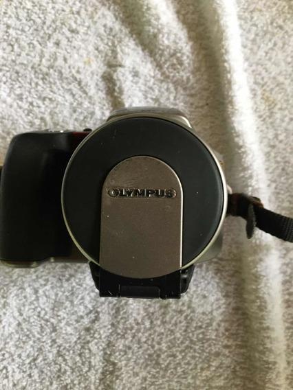 Máquina Fotográfica Olympus Is 20 Dlx Antiga No Estado