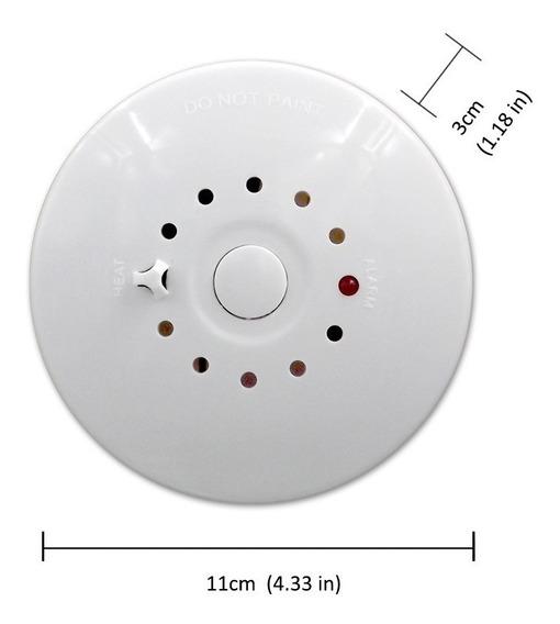 Sensor Detector De Humo Y Calor Ca-2688