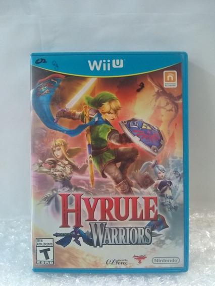 Hyrule Warriors Wii U Original