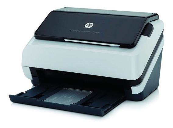 Scanner Enterprise Flow 7000 S2 L2730b Hp Colorido C/duplex