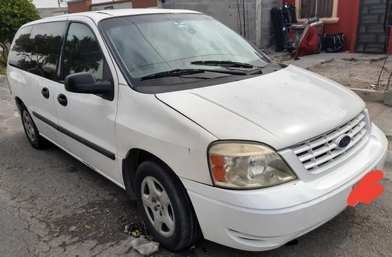 Ford Freestar 3.9 Minivan Se At 2005
