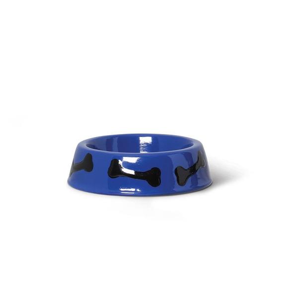Pote De Cerâmica Para Ração Pet 21,5x6cm