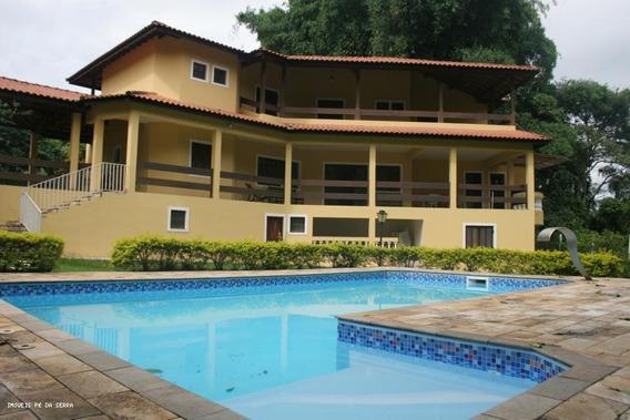Casa Em Condomínio Para Venda Em Piracaia, Canedos - 046