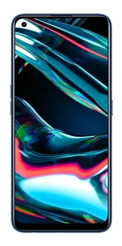 Realme 7 Pro Dual SIM 128 GB mirror blue 8 GB RAM