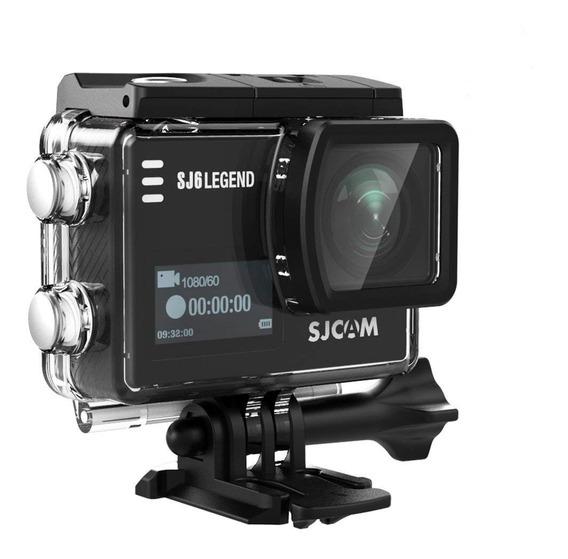 Câmera Sjcam Sj6 2 Telas Wifi 16mp Original Ultra Hd 4k
