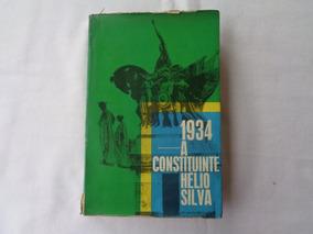 Livro 1934 A Constituinte O Ciclo De Vargas 1969 *