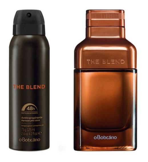 Kit The Blend Eau De Parfum E Desodorante Boticário