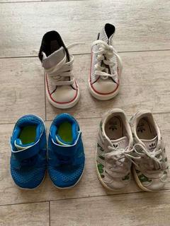zapatillas nike niño numero 38