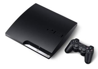 Ps3 Slim Con 7 Juegos Digitales