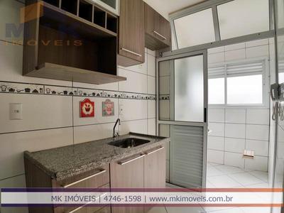 Apartamento Para Locação 2 Dorms Em Suzano, Otima Localizaçã