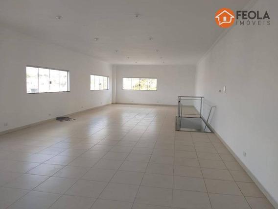 Sala Para Alugar, 138 M² Por R$ 1.500,00/mês - Parque São Jerônimo - Americana/sp - Sa0092