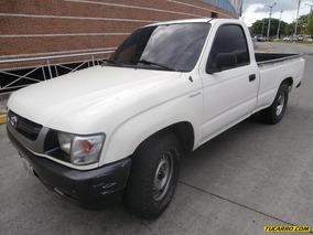 Toyota Hilux Cabina Sencilla Pick-up - Automatico