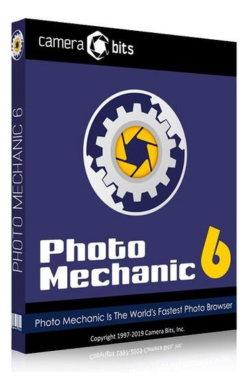 Photo Mechanic 6 Windows 64bit 2019 Atualizado