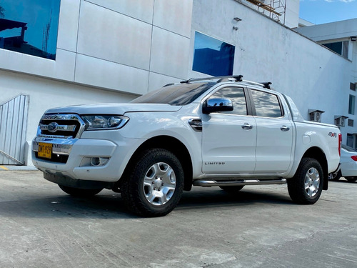 Ford Ranger Limited Diesel Unico Dueño.