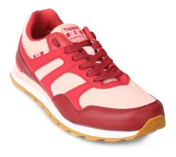 Zapatillas Topper Tilly Mujer Urbanas ¡¡¡envío Gratis!!!