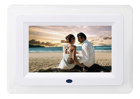 Porta Retrato Digital Tela 7 + Cartão Memória 32gb