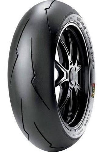 Pneu Pirelli Diablo Supercorsa 180/55 Zr17 M/c 73w Tl V2 Sp