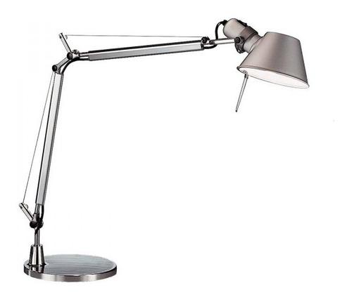 Lámpara De Escritorio Velador Moderna Led 10w Tolomeo D Mesa