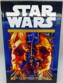 Star Wars Legends Nº 01 En La Sombra De Yavin