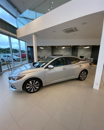 Nissan Sentra New Sentra B18 Exclusive Cvt 2.0 2021 0km
